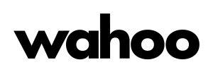 Wahoo Black On White CMYK Logo